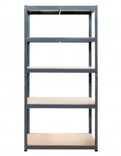 5 Tier Heavy-Duty Boltless...